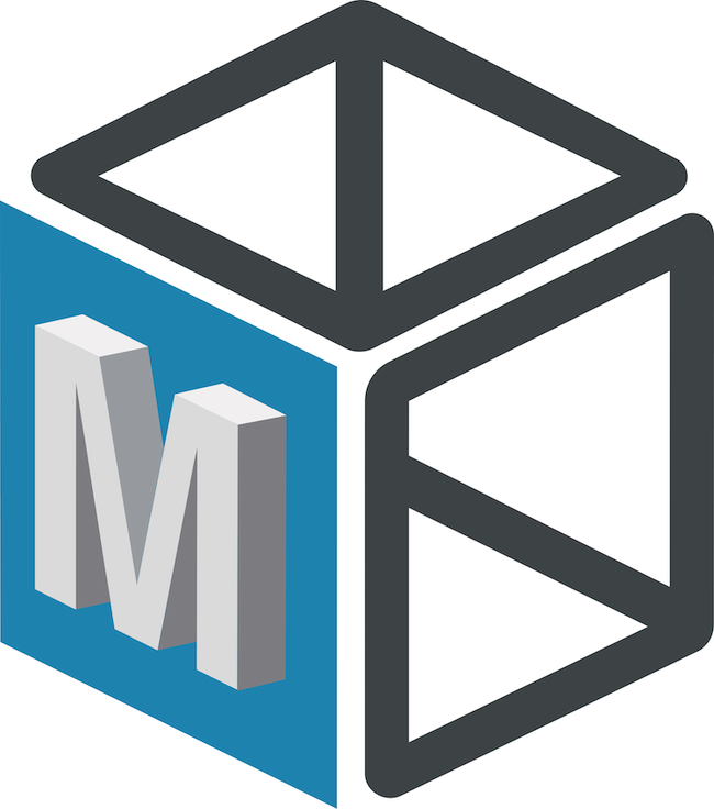 Logo for Merrillville Self Storage, click to go home
