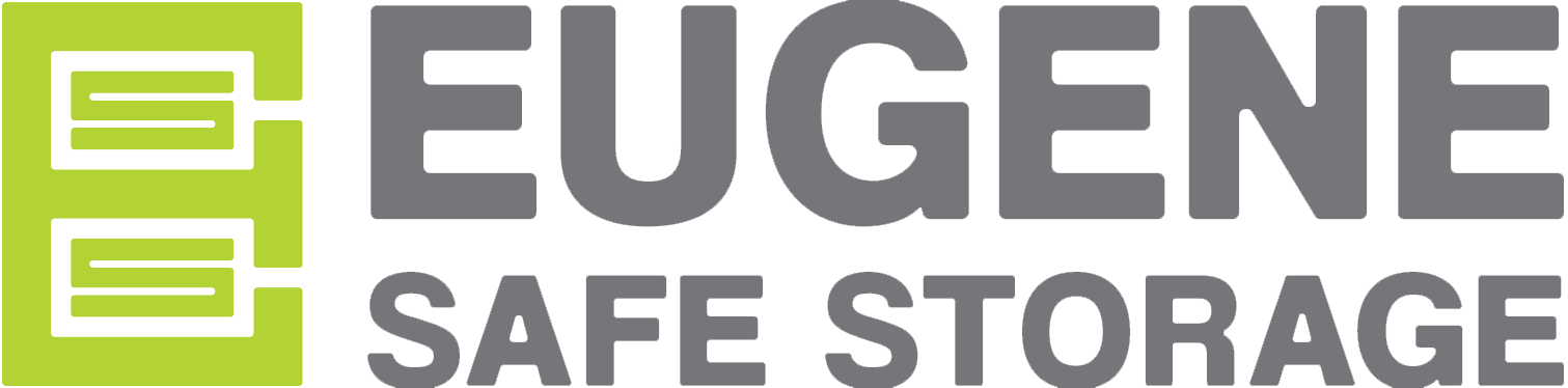 Logo for Eugene Safe Storage, click to go home