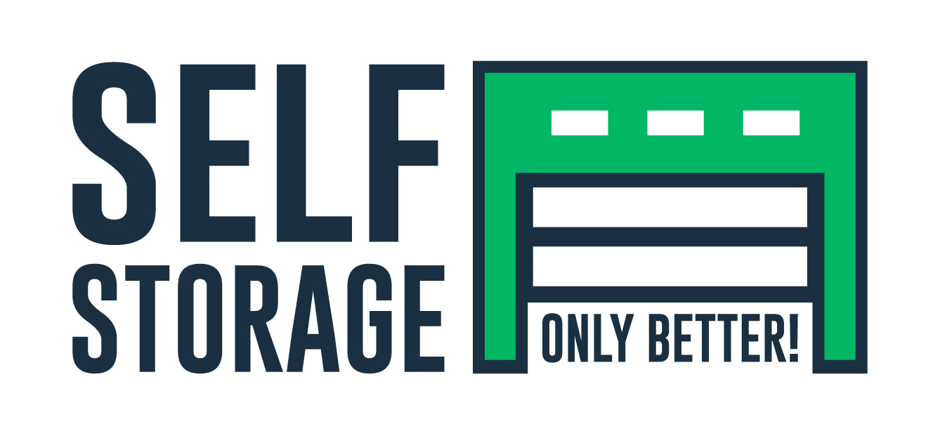 Logo for Evans Self Storage, click to go home