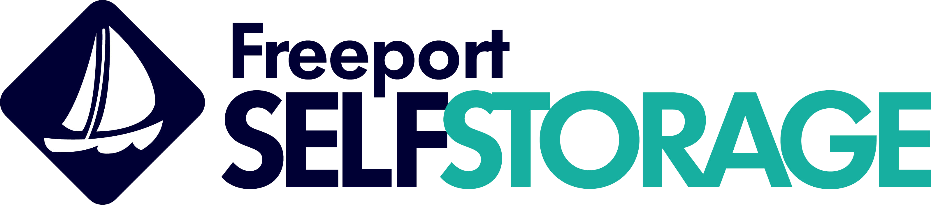 Logo for Freeport SELF STORAGE, click to go home