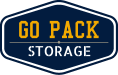 Logo for Go Pack Storage, click to go home