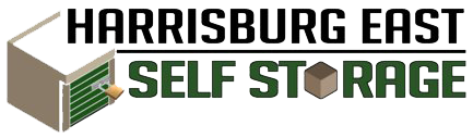 Logo for Harrisburg East Self Storage, click to go home
