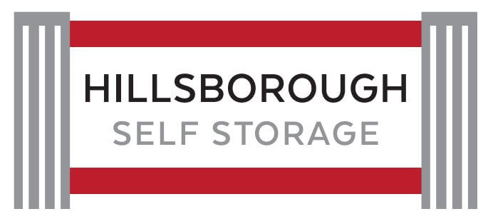 Logo for Hillsborough Self Storage, click to go home