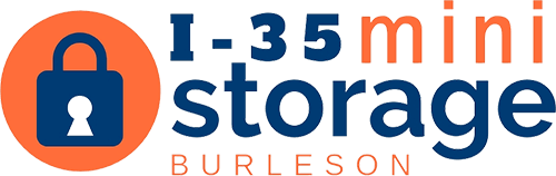 Logo for I-35 Mini Storage, click to go home
