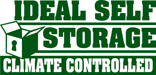 Logo for Ideal Self Storage, click to go home