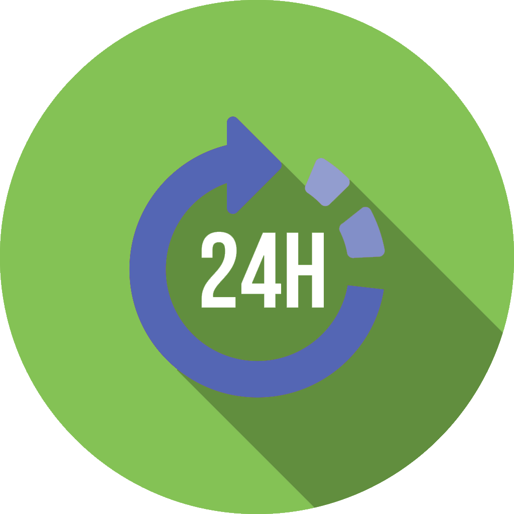 24-Hour Gate Access