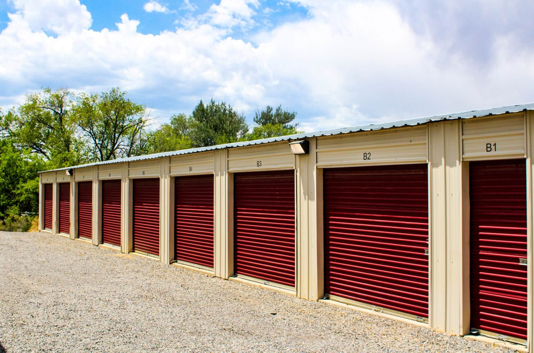 exterior units