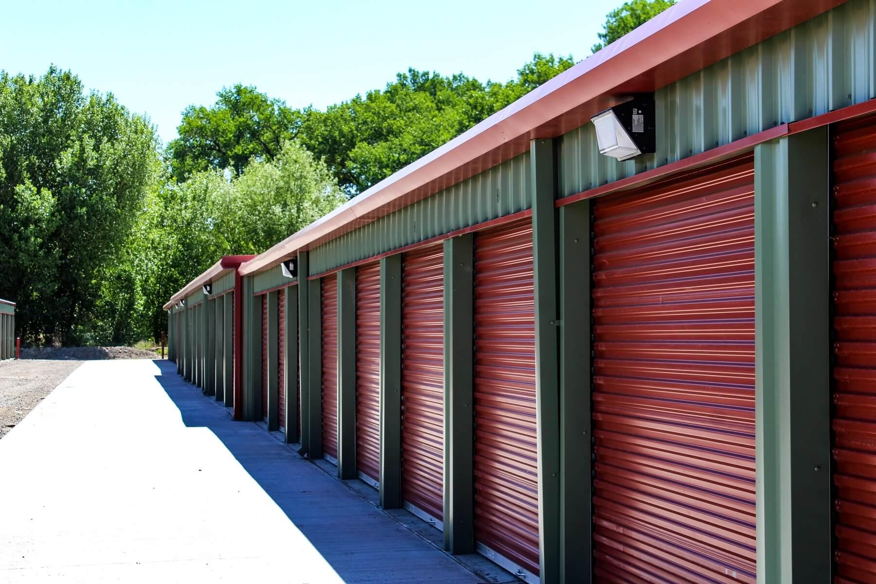 Red door units