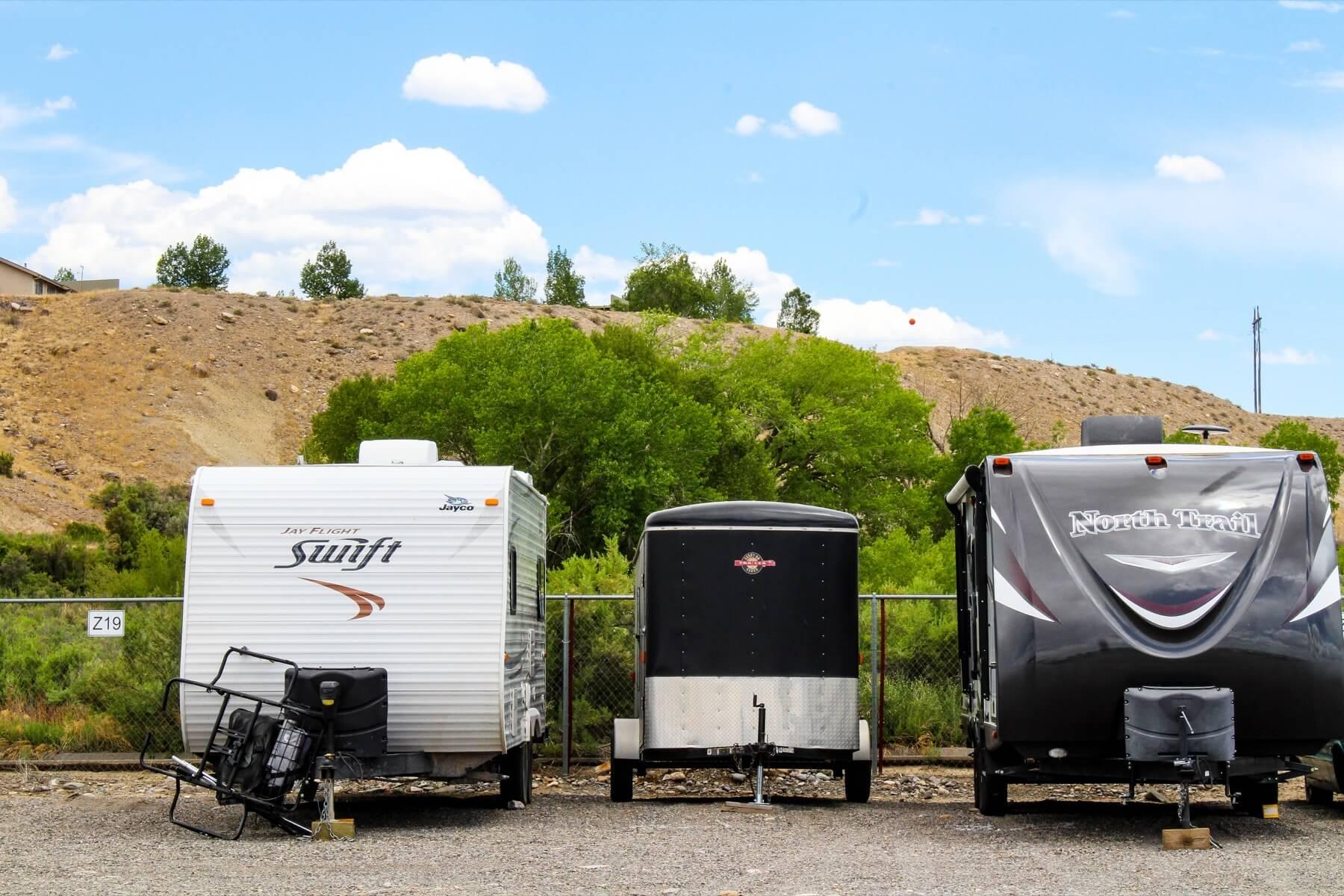 large vehicle storage