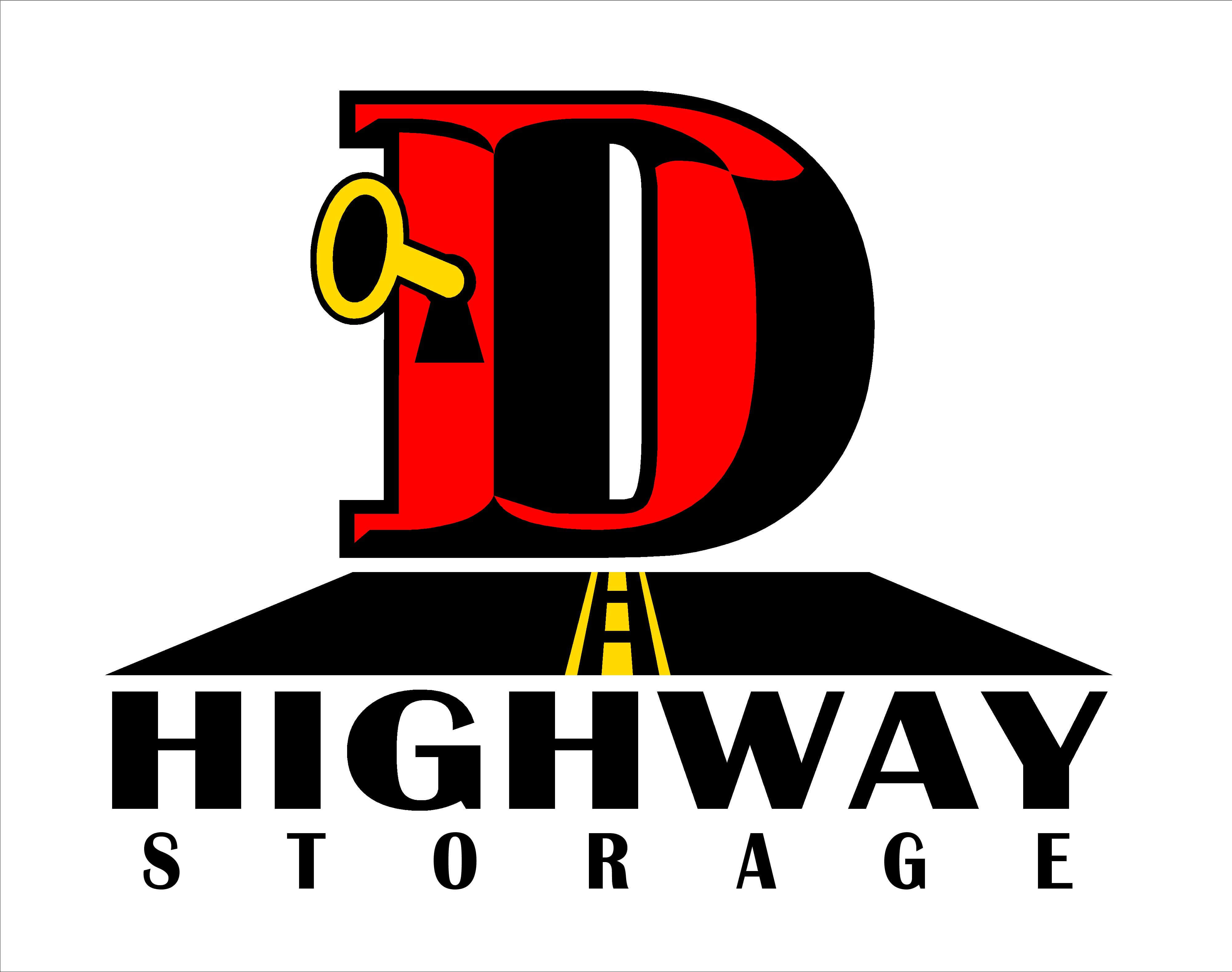 Logo for D Highway Storage, click to go home