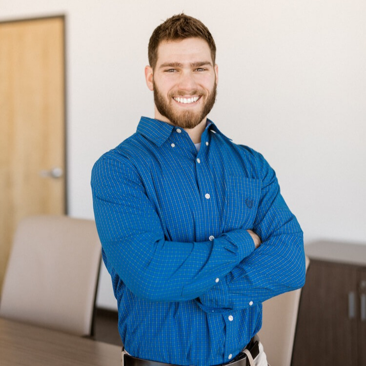 Tyler, a Fountain Lakes Storage Property Manager