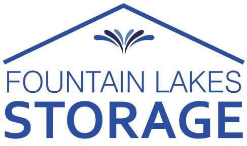 Logo for Fountain Lakes Storage, click to go home
