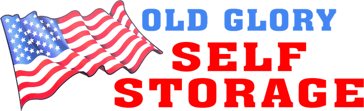 Logo for Old Glory Self Storage, click to go home