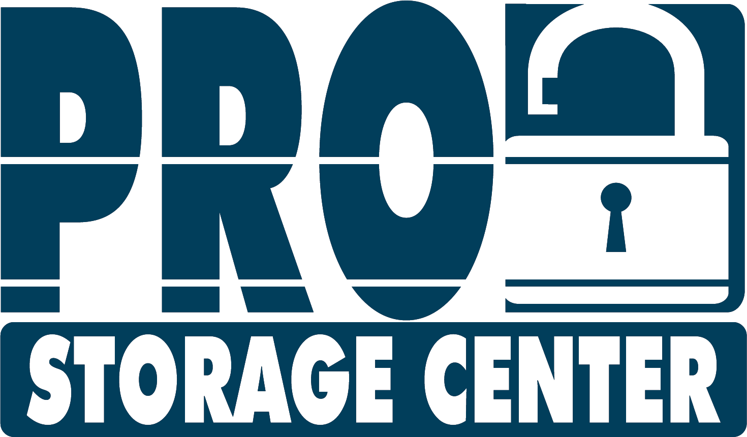 Logo for Pro Storage Center, click to go home