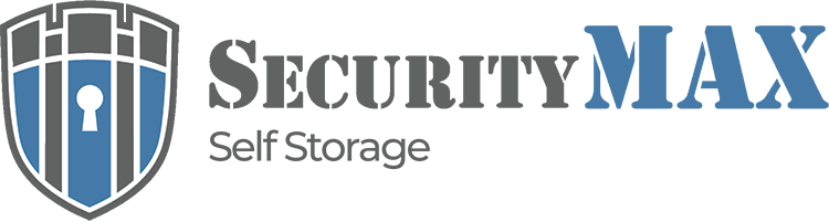 Logo for Security Max Storage, click to go home