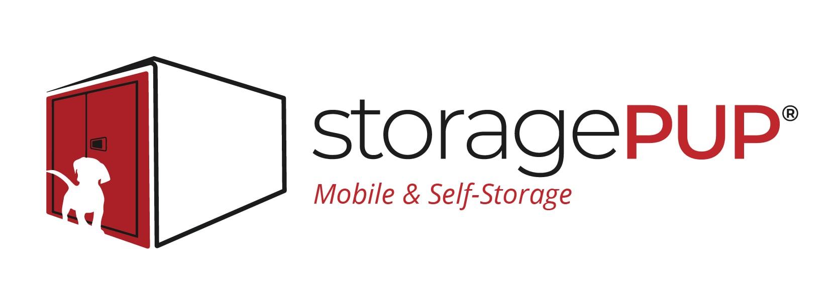 Logo for StoragePUP, click to go home