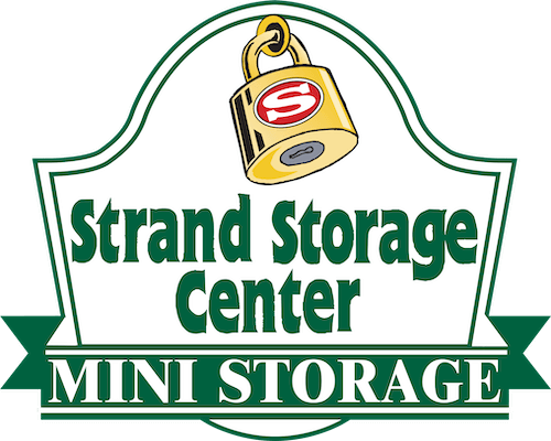Logo for Strand Storage Center, click to go home