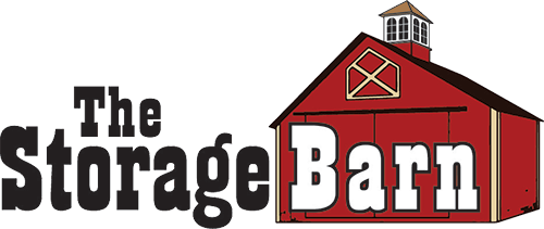 Logo for The Storage Barn, click to go home