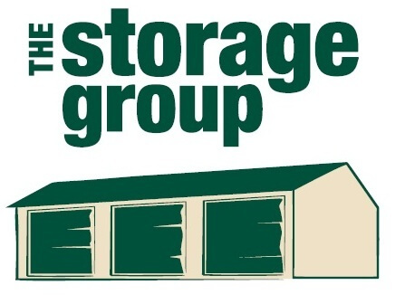 Logo for The Storage Group, click to go home