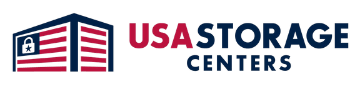 Logo for USA Storage Centers, click to go home