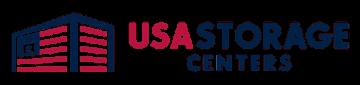 Logo for USA Storage Centers, click to go home