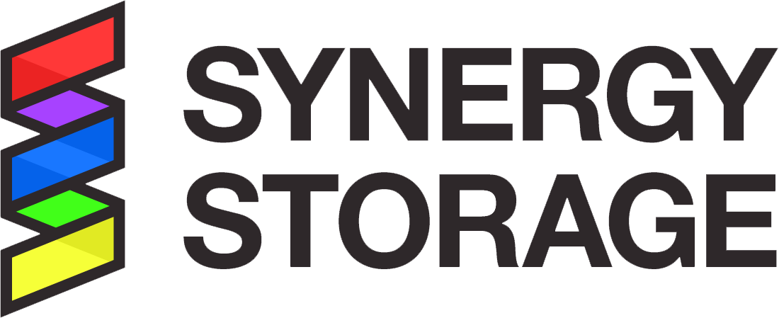 Logo for Synergy Storage, click to go home